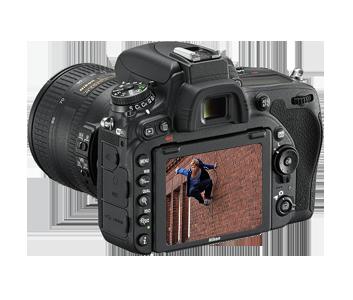 Nikon D750-back