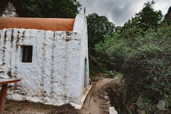 Myli-Schlucht-Kapelle