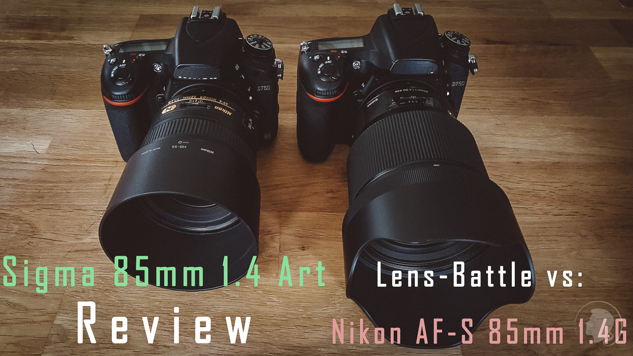 Sigma 85mm Art Review - Test vs Nikon AF-S 85mm 1.4 G