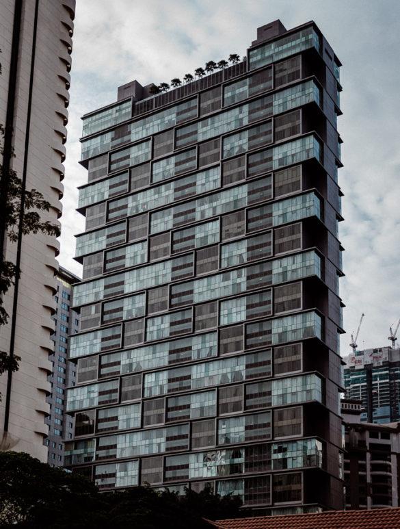 Gebäude in Kuala Lumpur
