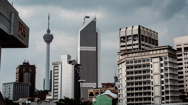 Kuala Lumpur Reisebericht Pos Malaysia Headquarters
