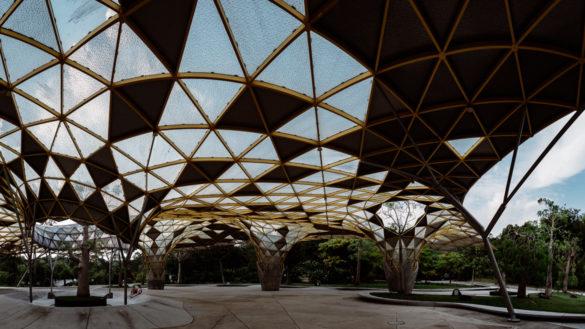 Kuala Lumpur Reisebericht - Perdana Botanical Garden