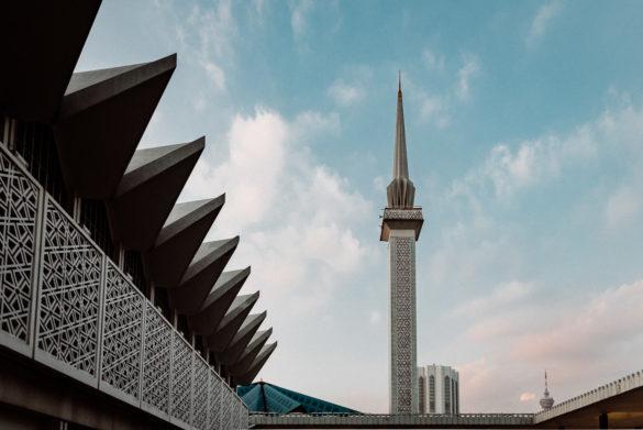 National Mosque of Malaysia - Masjid Negara
