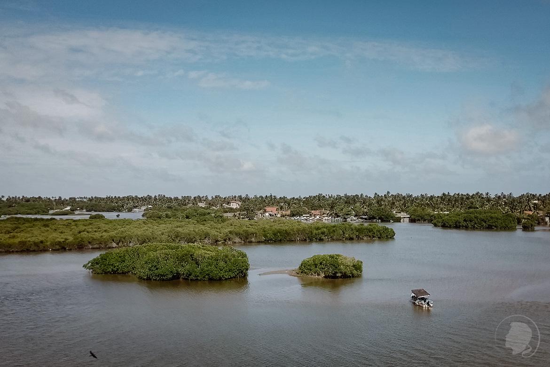 Negombo Lagune - Sri Lanka