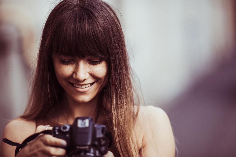 Kamera Kaufberatung Portrait Porträt