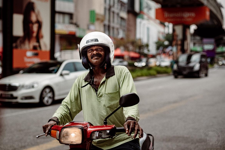 Worker in Malaysia Kuala Lumpur