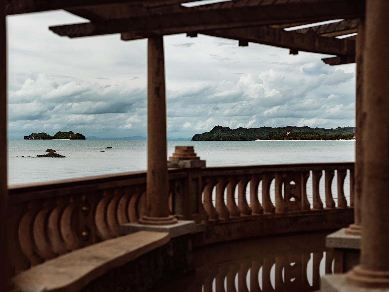 Langkawi Public Gardens Teluk Yu-Panorama