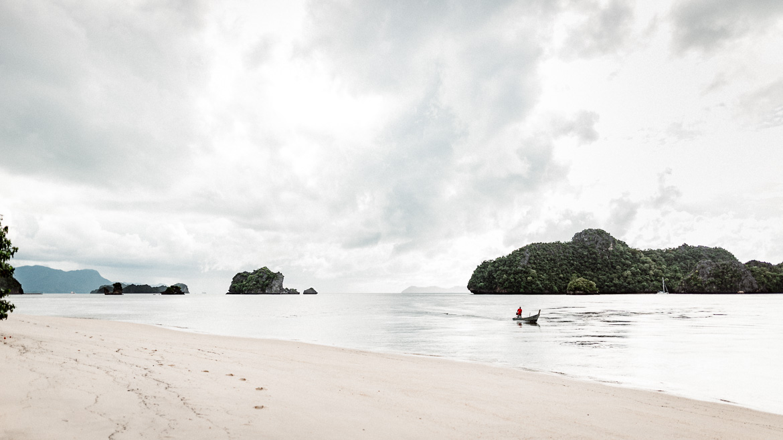 Langkawi Tanjung Rhu Beach