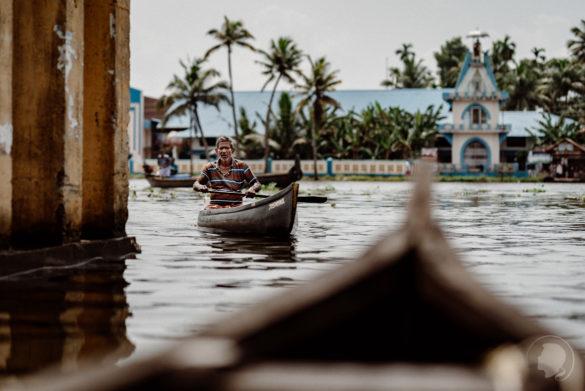 Indien Kerala Alleppey