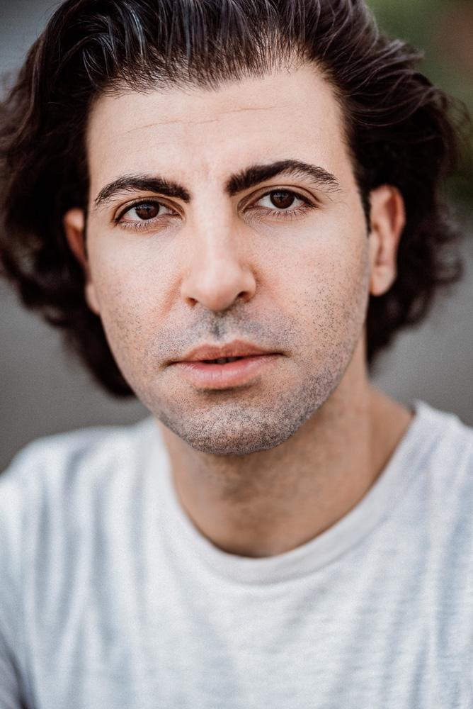 85mm Objektiv Portriatfotografie Ahmet