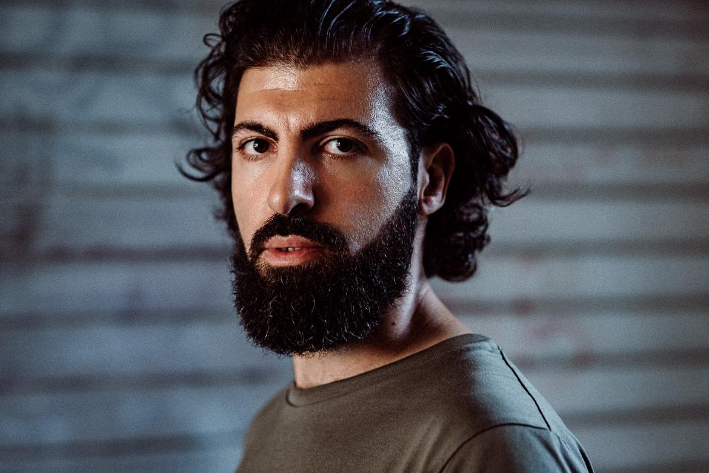 Ahmet Kalebas Schauspieler von Baris Yener-2