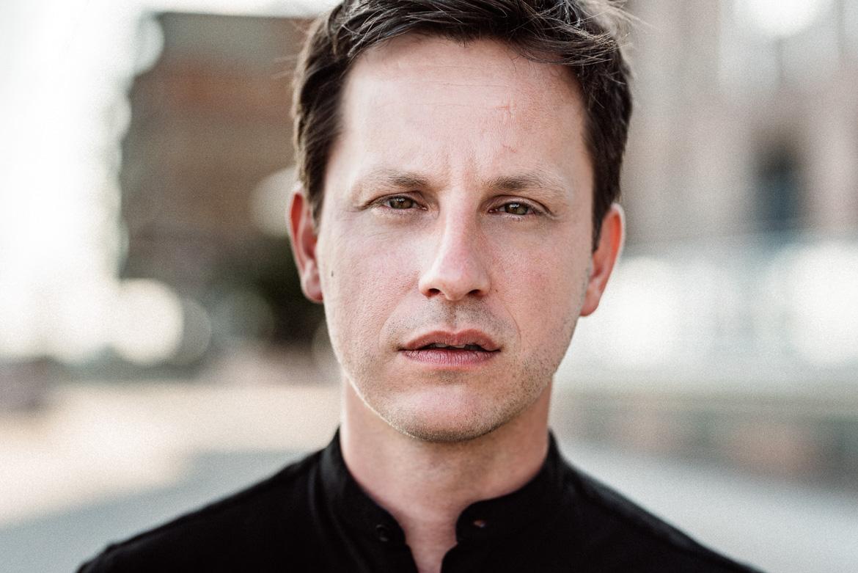 Schauspieler Portrait Tim Koller
