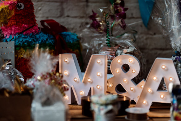Details Hochzeit