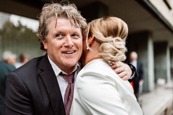 Erste Hochzeit fotografieren
