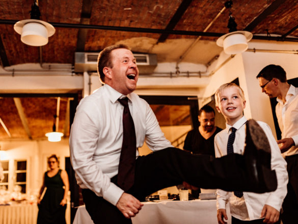 Hochzeitsfeier Party 007