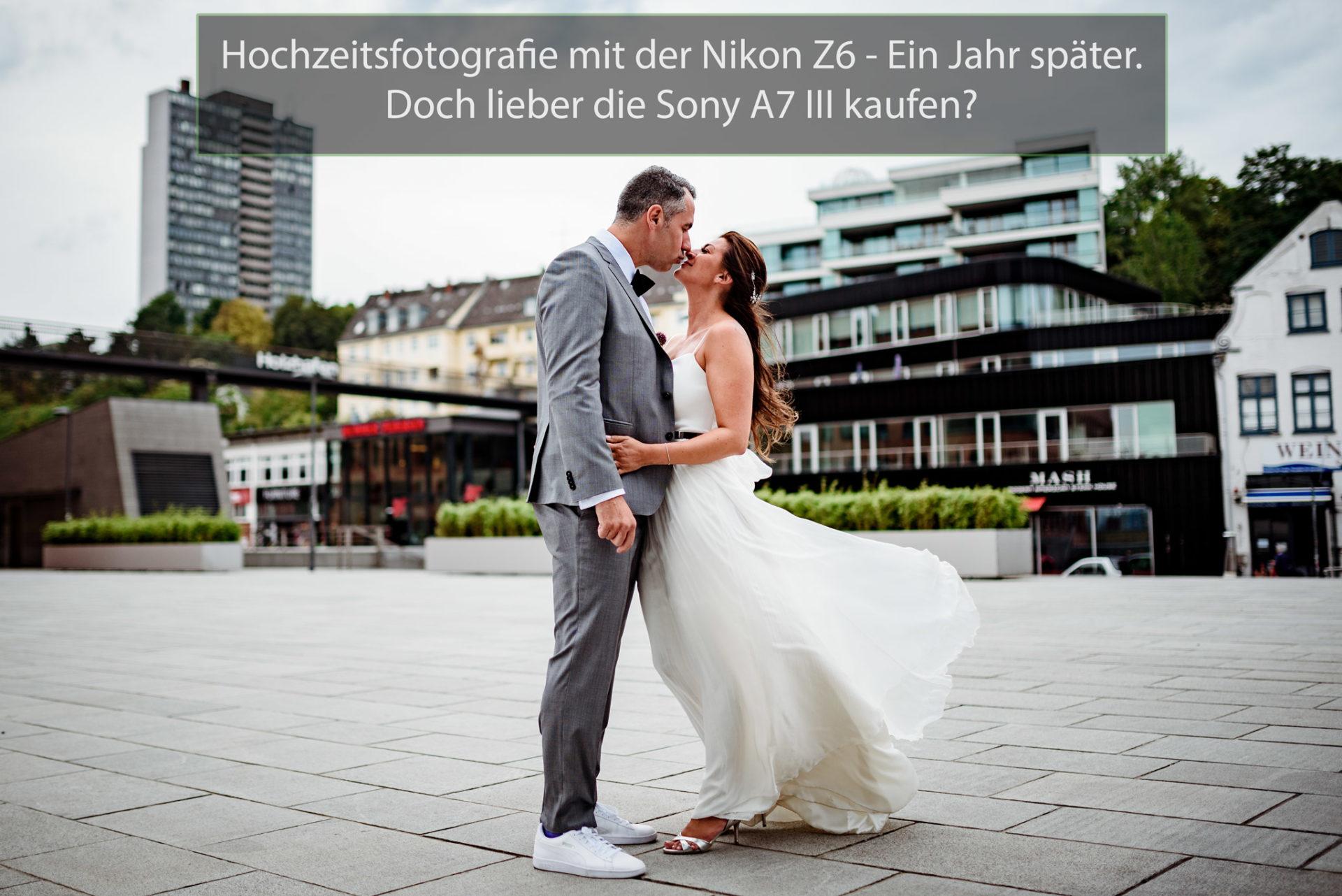 Nikon Z6 Hochzeitsfotografie vs Sony A7 III