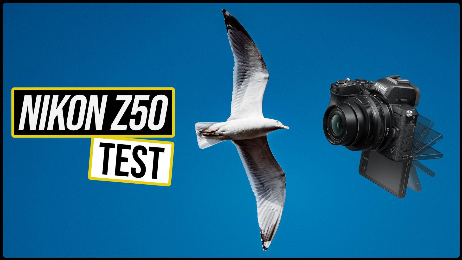 Nikon Z50 Test Review
